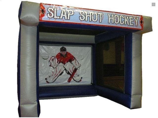 Inflatable Hockey Kit Rentals Sudbury On Where To Rent