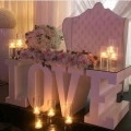Rental store for LOVE TABLE   LOVE SEAT COMBINATION in Sudbury ON