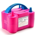 Rental store for BALLOON PUMP DUAL ELECTRIC PINK in Sudbury ON