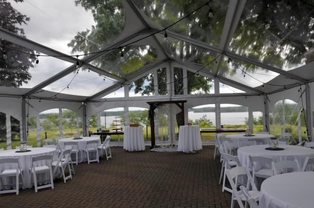 Where to find 30x60 TENT CLEAR SPAN WHITE in Sudbury