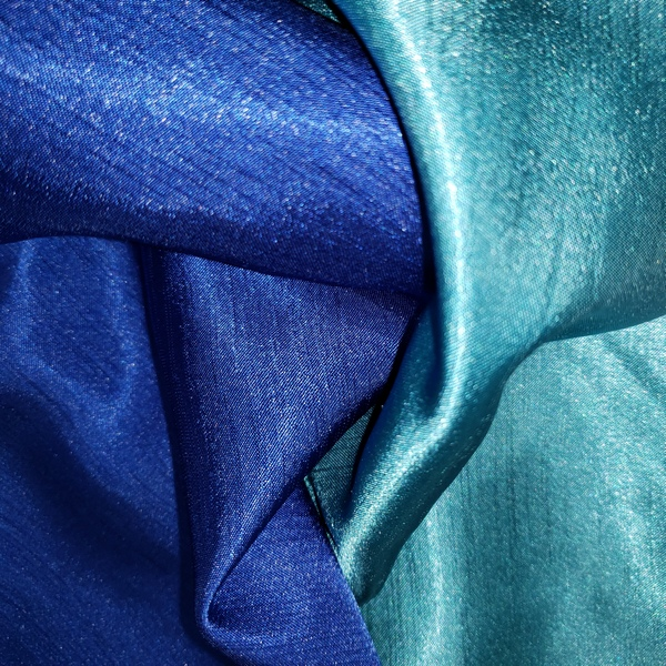Rent Tablecloths Blue & Teal