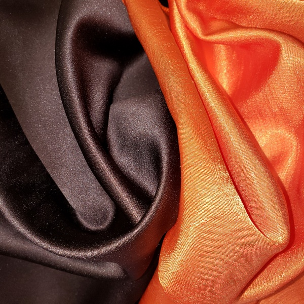 Rent Tablecloths Brown & Orange